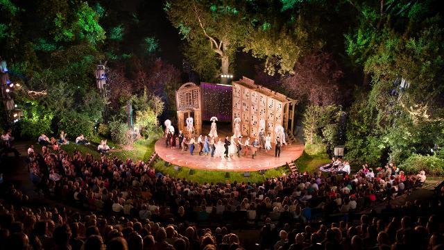 12 razones para viajar a Londres este 2019 - Regent's Park Open Air Theatre- Worldpackers