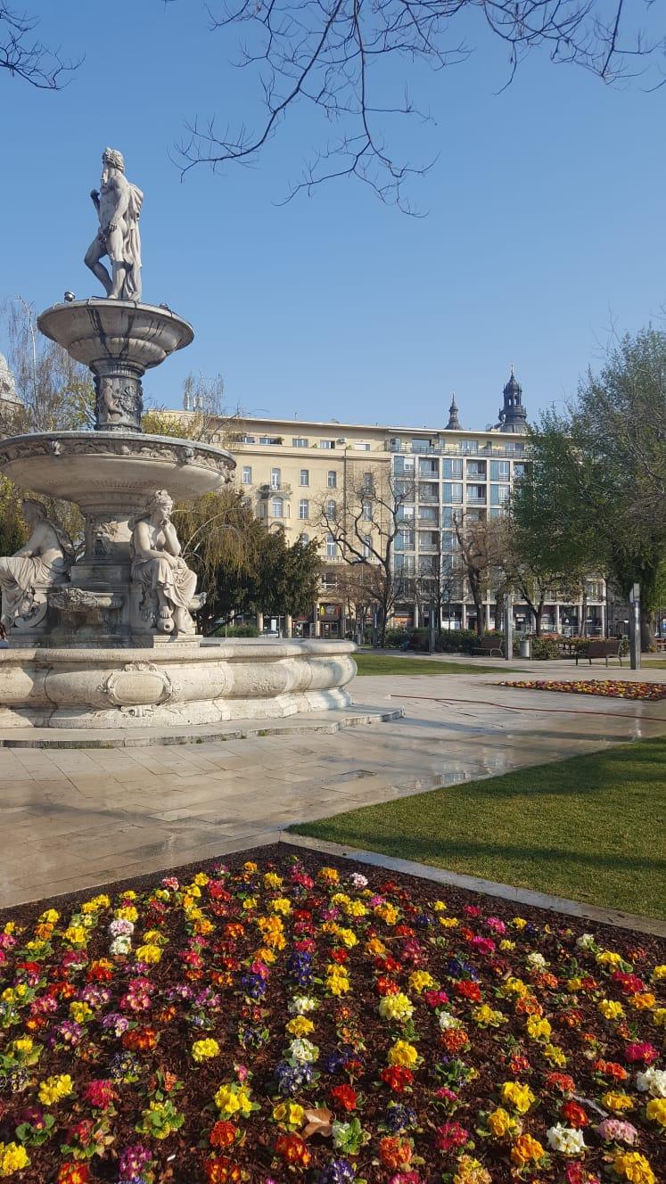 Plaza elizabeth Budapest lo mejor