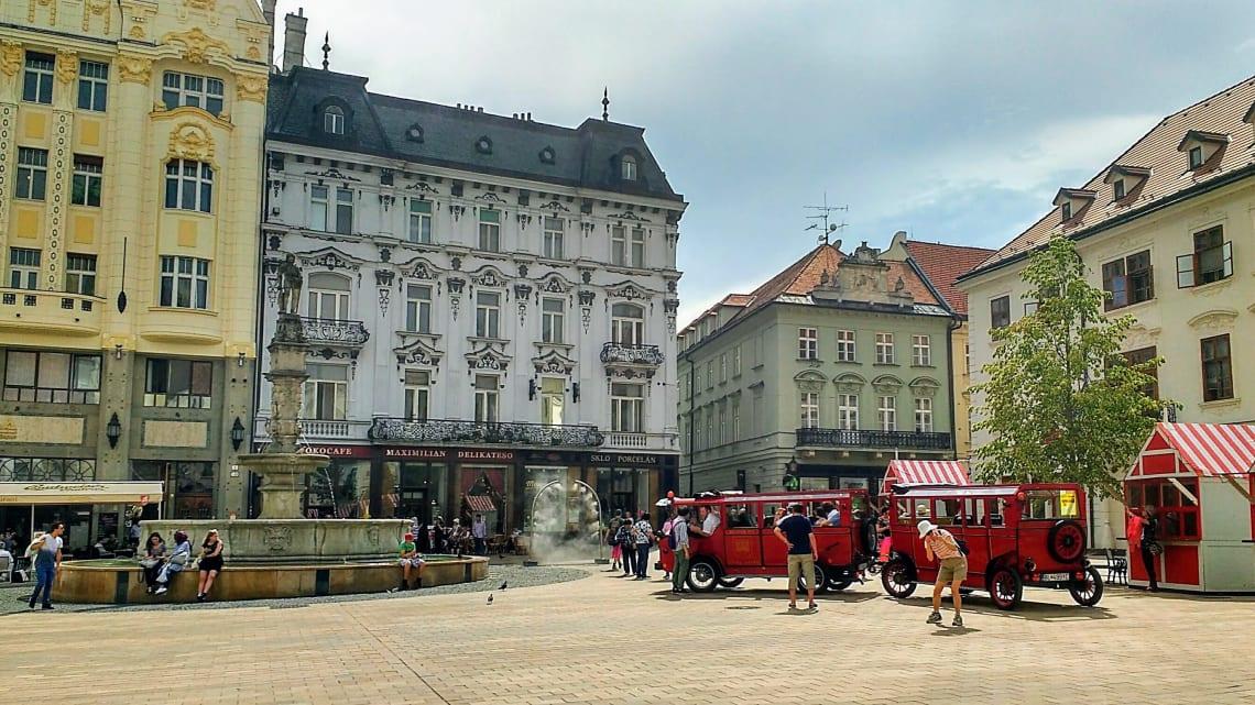 Países do Leste Europeu: Eslováquia