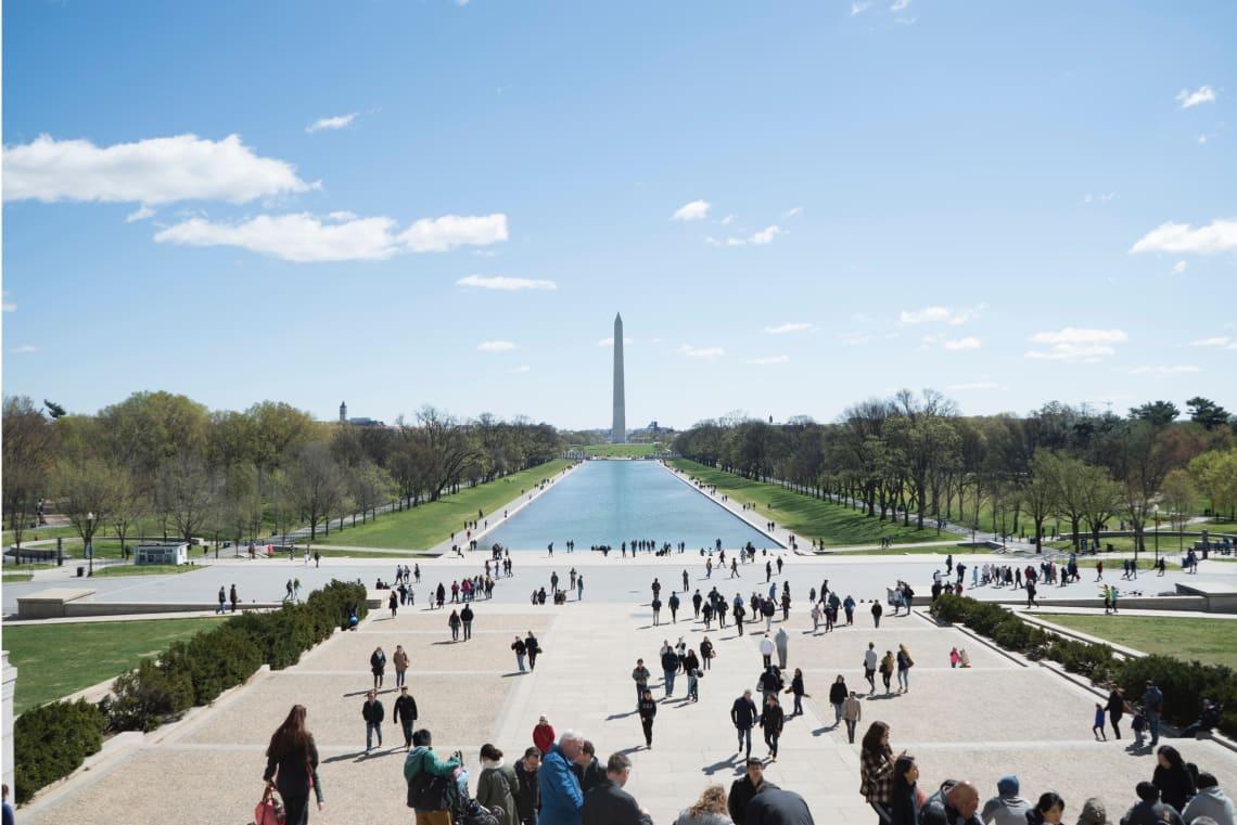 Inspirational cities: Washington DC, USA