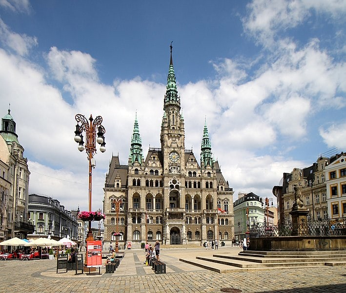 Best places to visit in Czech Republic: Liberec