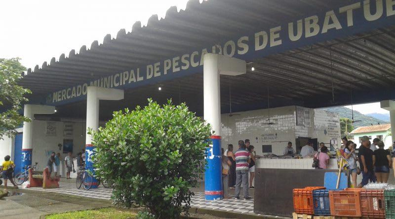 Mercado Municipal de Ubatuba