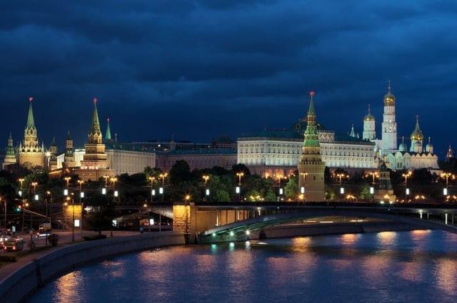 Cidades para viajar barato na Europa: Moscou.