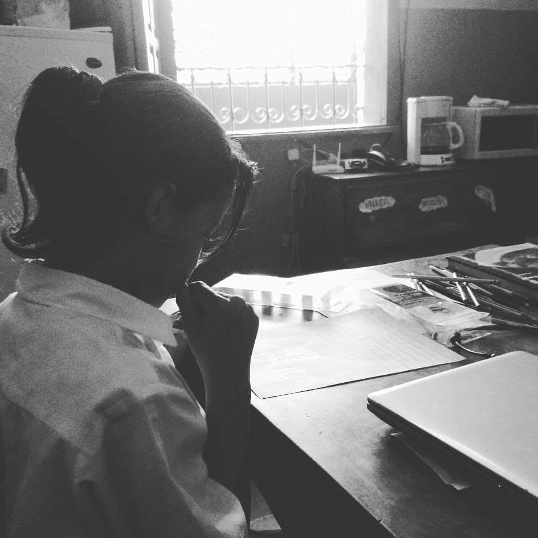 Volunteer teaching experience, Nicaragua