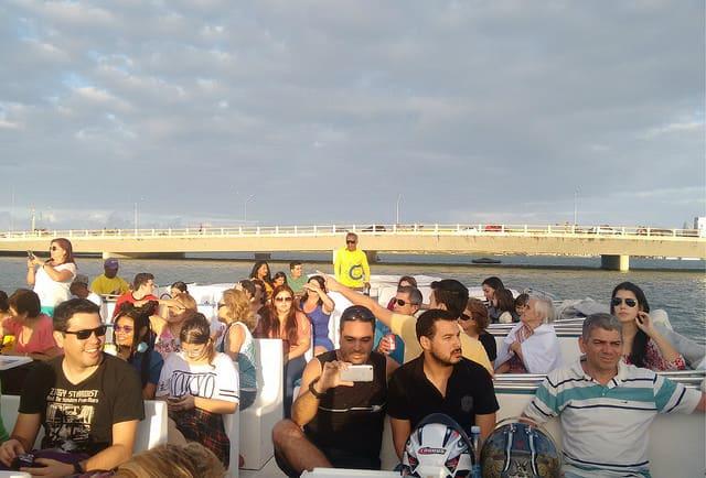 Passeios no Recife: passeios de catamarã