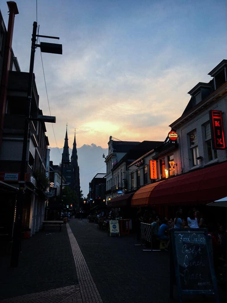 Dicas deEindhoven: Rua Stratumseind
