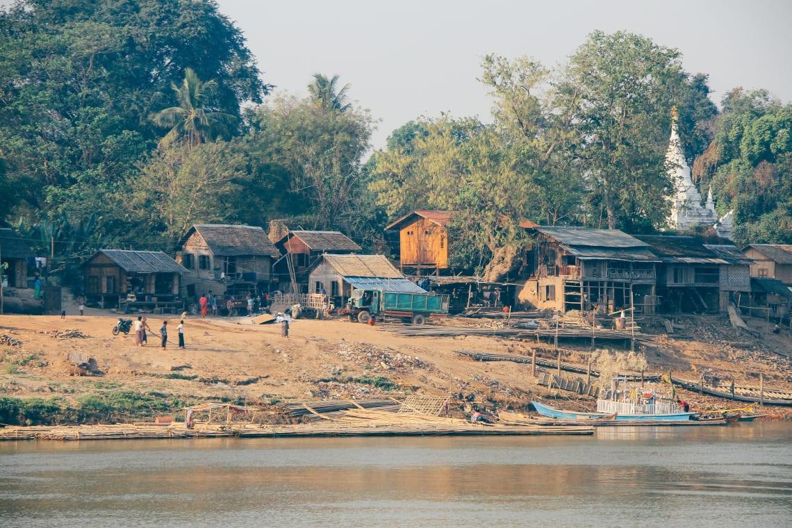 Traveling Myanmar off-the-beaten-path