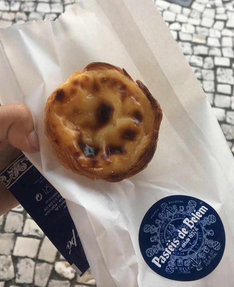 Qué visitar en Lisboa y sus alrededores - Worldpackers - pasteles de belem lisboa portugal