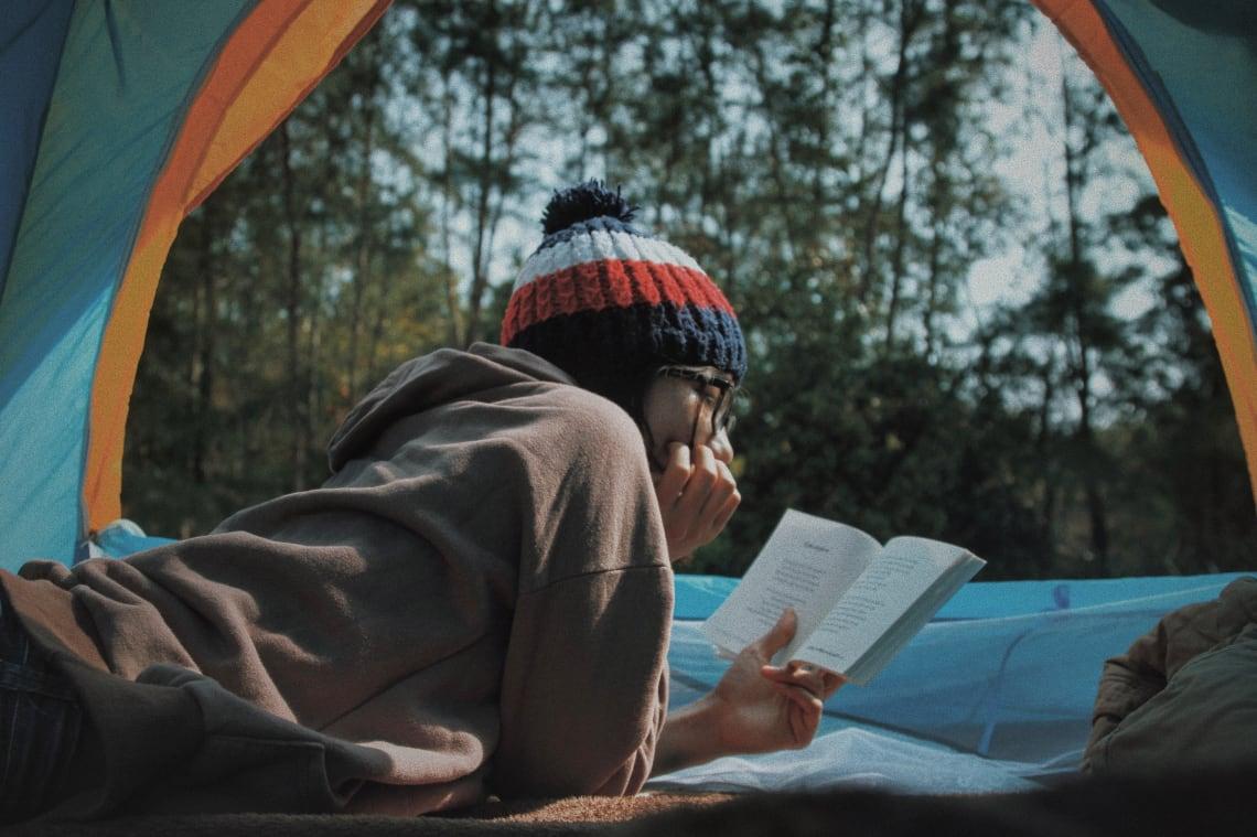 Ler é uma das técnicas fundamentais para aprender novos idiomas