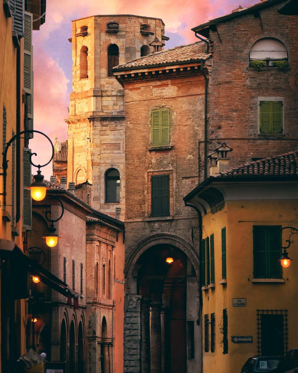 Italy travel: Emilia Romagna