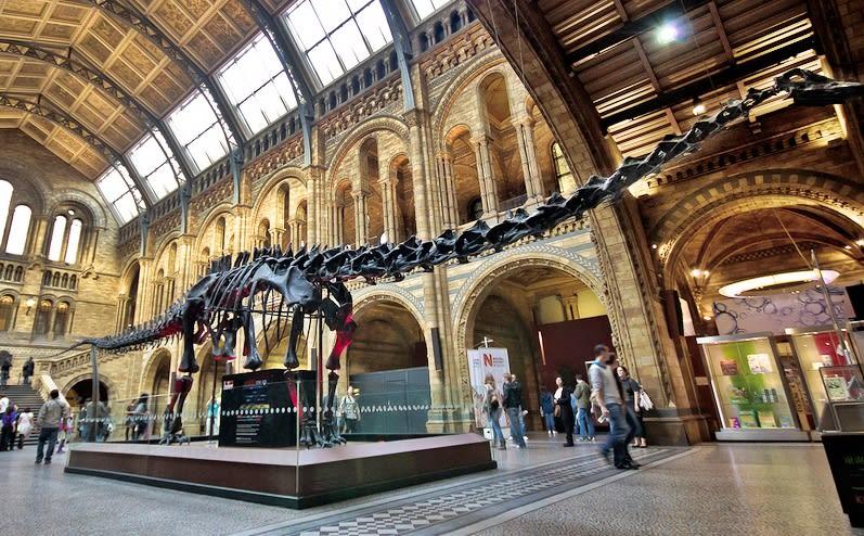 12 razones para viajar a Londres este 2019 - museo británico Londres - Worldpackers