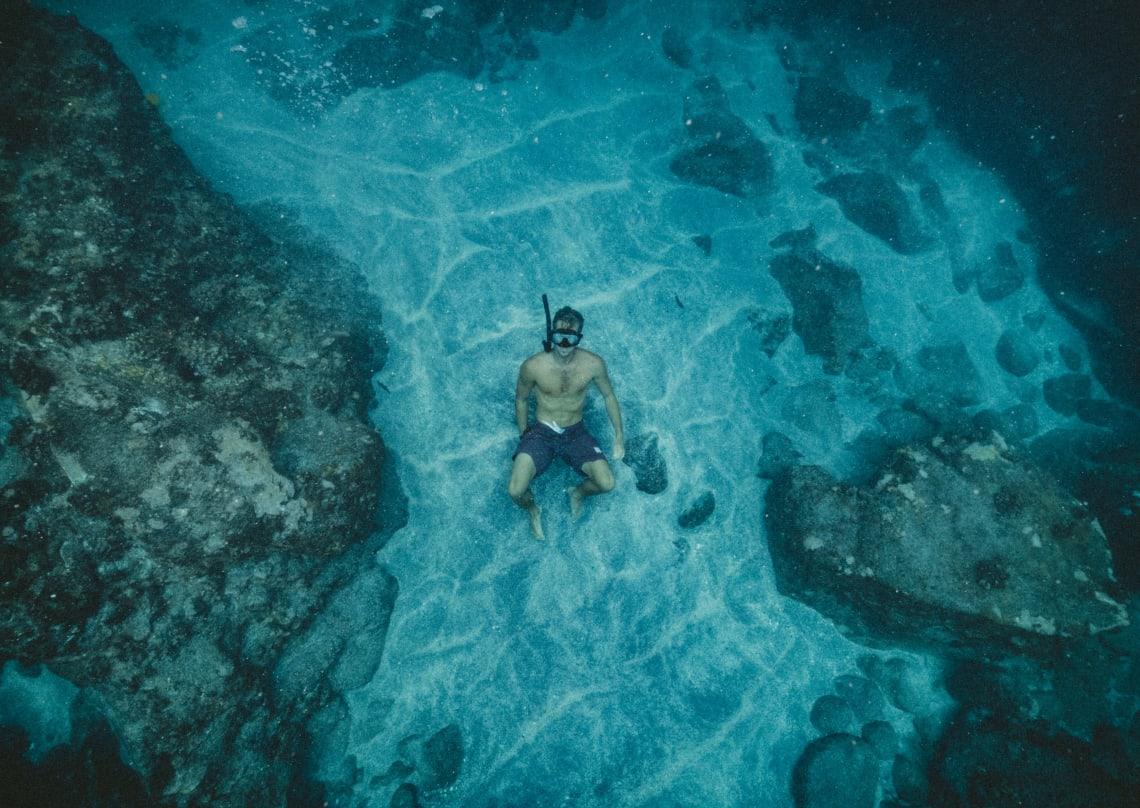 Cenotes são lugares lindíssimos e com uma energia muito forte