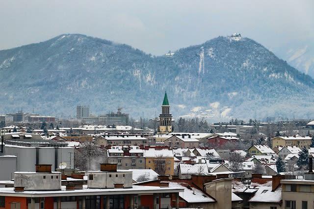 Cidades mais baratas da Europa para ser nômade digital: Ljubljana, Eslovenia