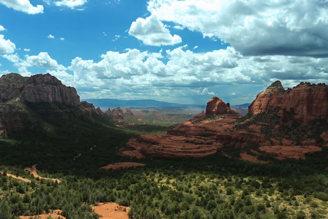 Best offbeat places to visit in the USA: Sedona, AZ