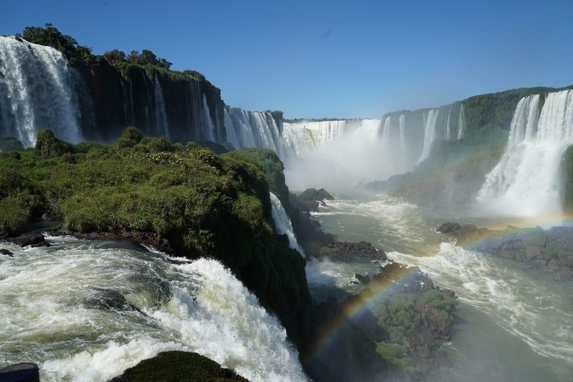 Foz do Iguaçu é opção de viajar barato pelo Brasil