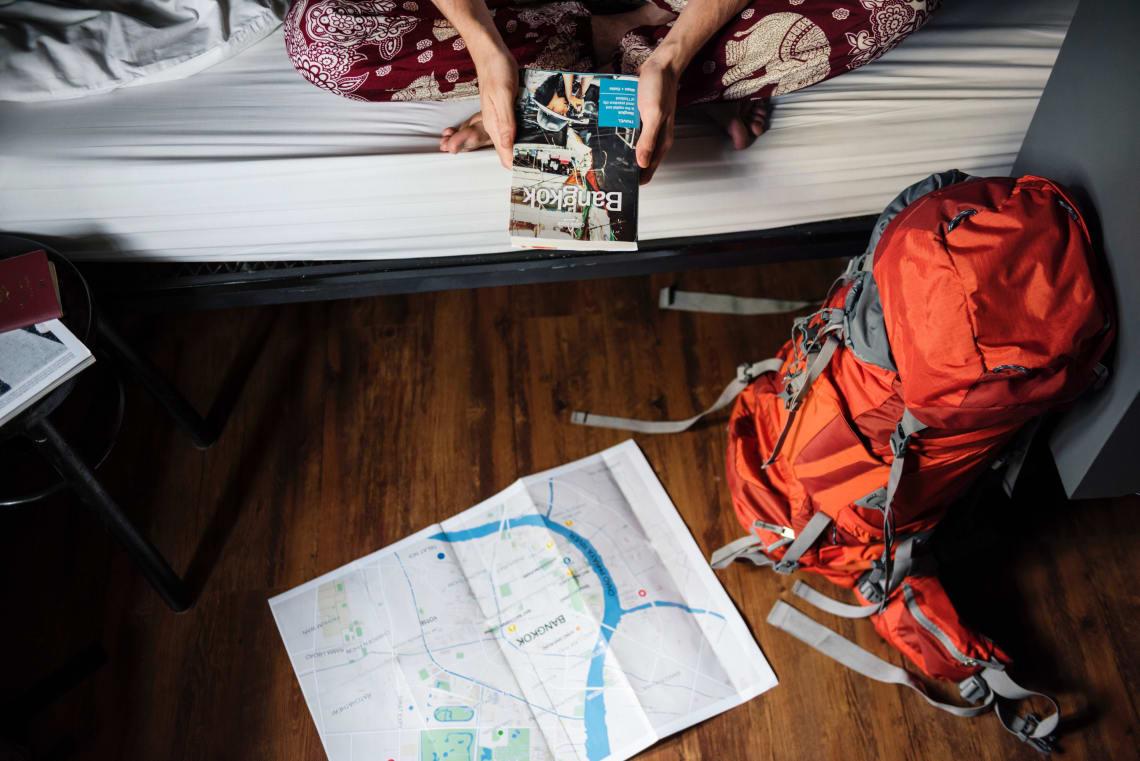 Hospedagem pode ser uma das principais despesas em uma viagem internacional