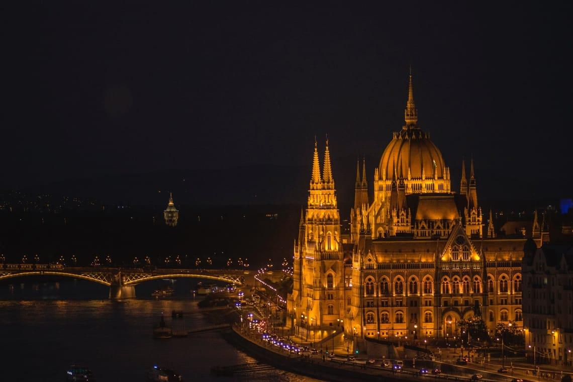 O Leste Europeu é uma boa região para viagens baratas pelo mundo