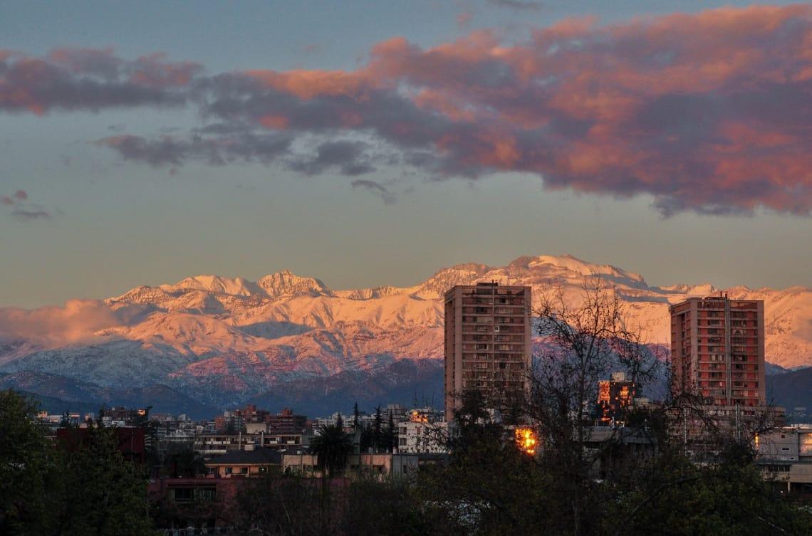 Santiago é uma boa opção para onde viajar sozinha