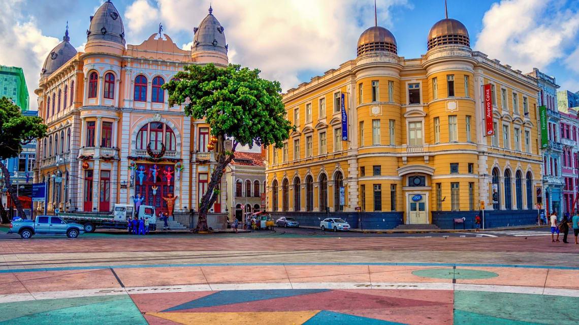 Lugares para viajar sozinha no Brasil: Recife, Pernambuco