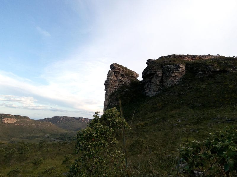 Morro do Pai Inácio na Chapada Diamantina