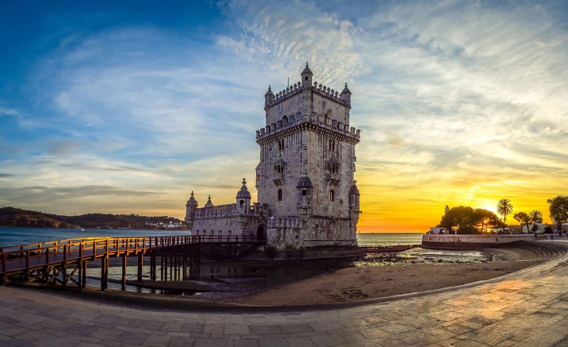 Lisboa é a cidade européia como sugestão para uma viagem sozinha