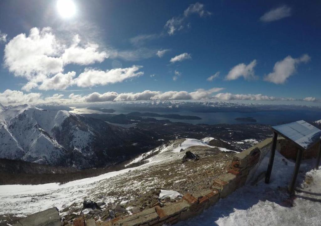 Bariloche é uma das cidades mais conhecidas entre turistas em mochilão na Argentina