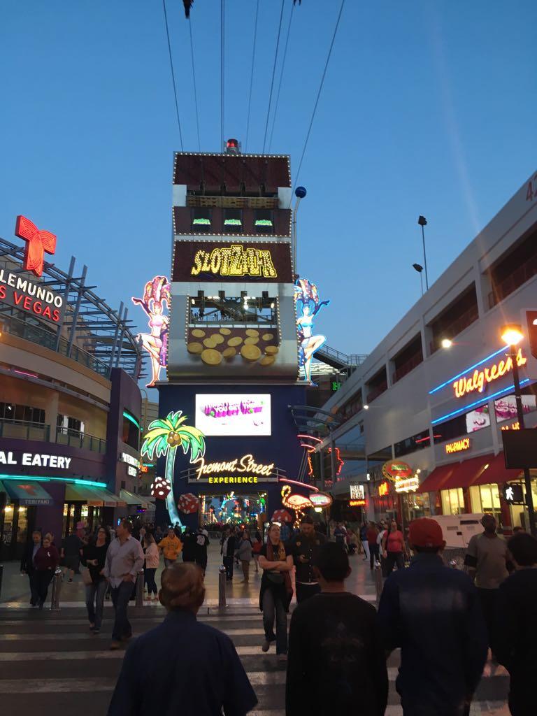 Ponto turístico de Las Vegas