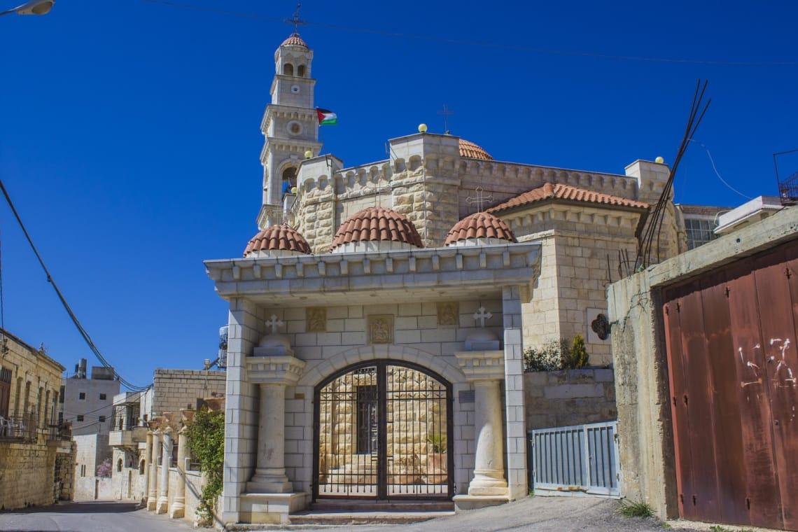 Taybeh: cidade cristã na Palestina