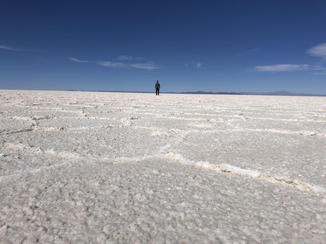 Salar de Uyuni, lindo ponto turístico que não dá para perder durante sua viagem pela Bolívia