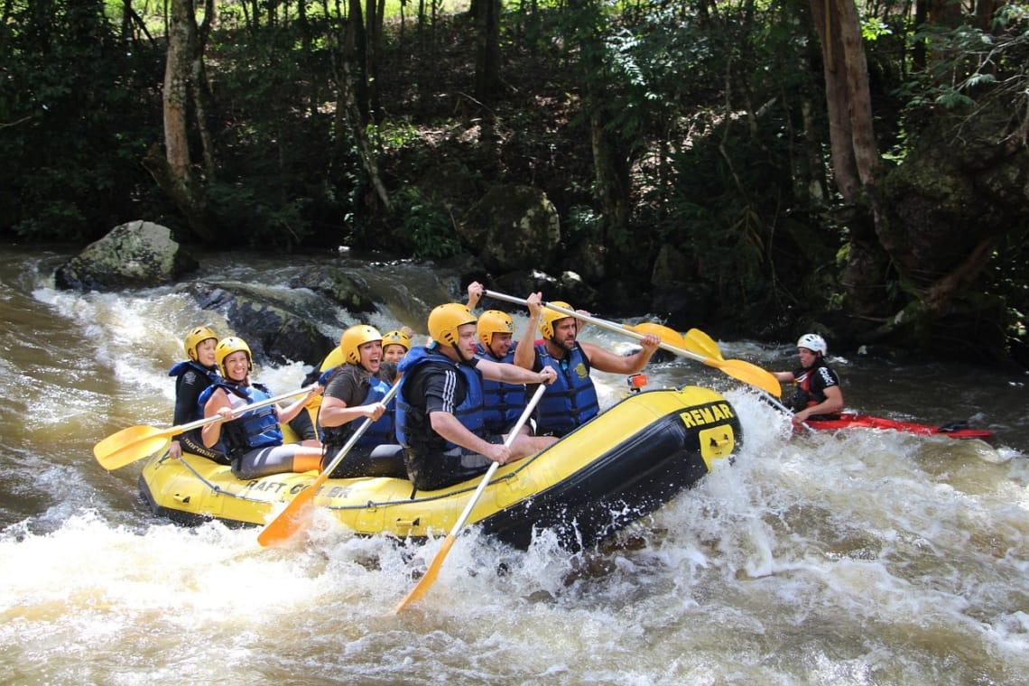 Socorro é um destino de esportes de aventura