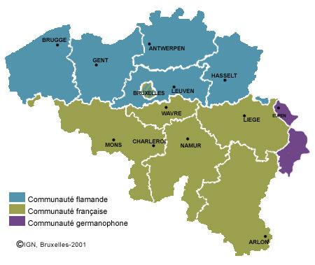 mapa dos idiomas falados na França