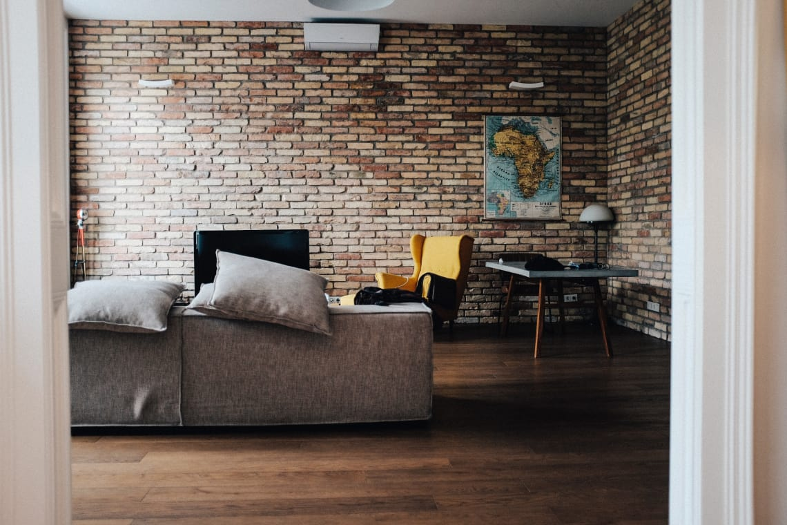 Descubre cómo viajar sin pagar alojamiento - Worldpackers - alojamiento con mapa del mundo