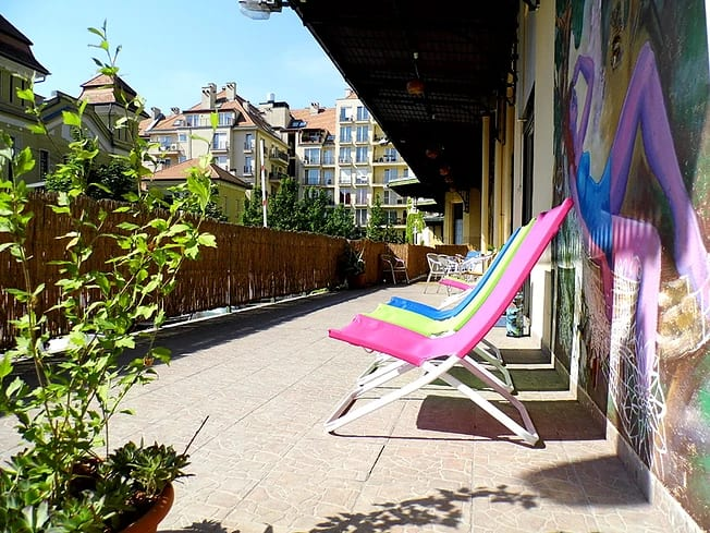 Hostel in Budapest for those who are looking for free accommodation all over the world