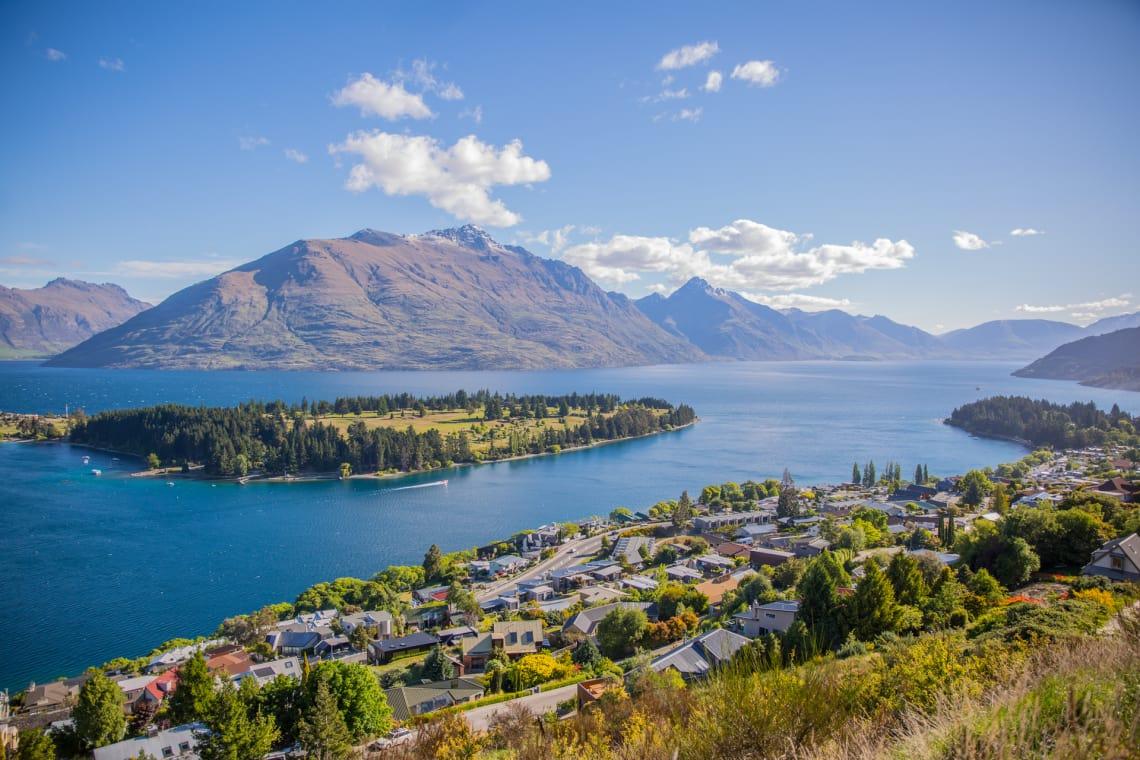 Formada por diversas ilhas, a Nova Zelândia é um dos países mais seguros do mundo