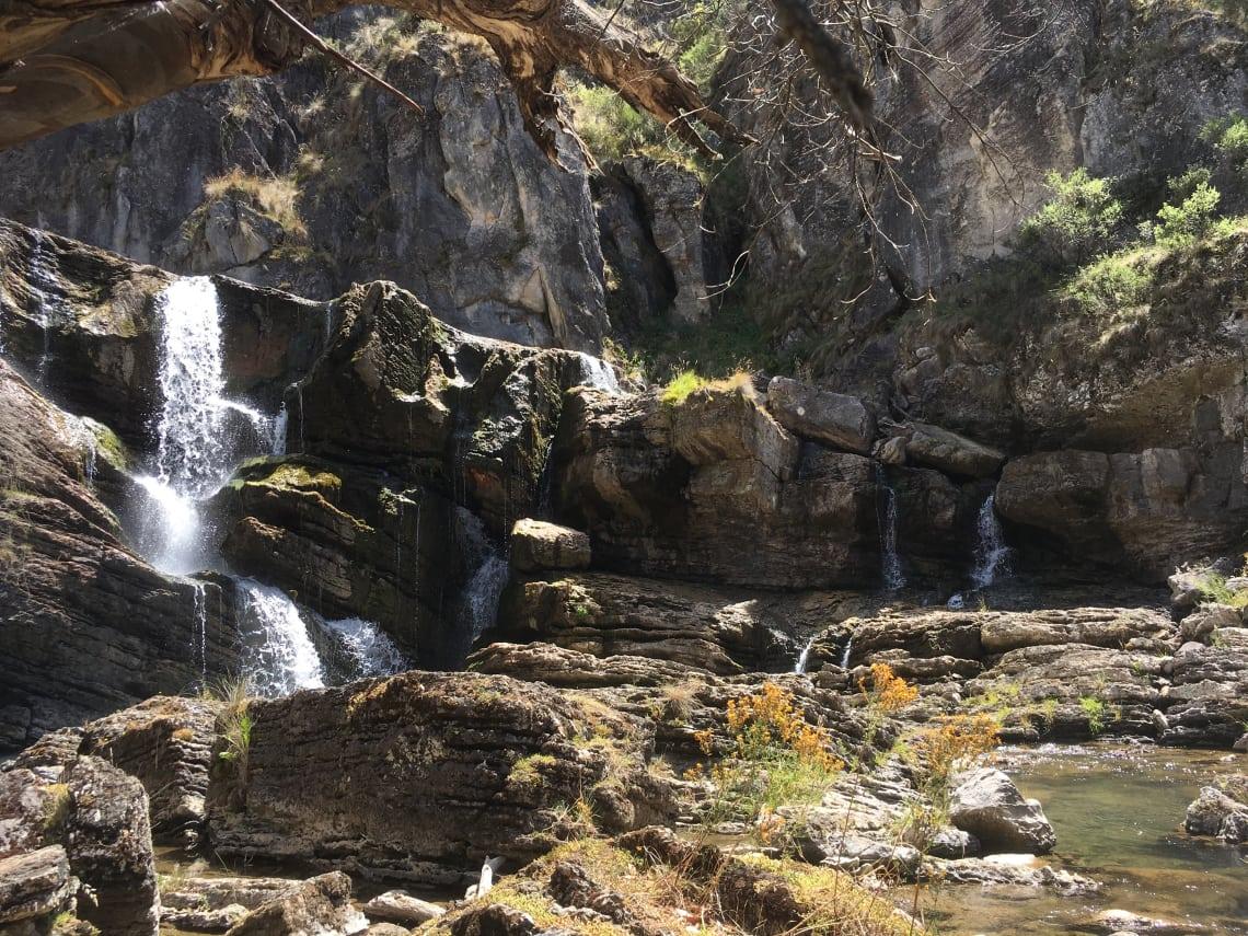 cachoeira em Canberra