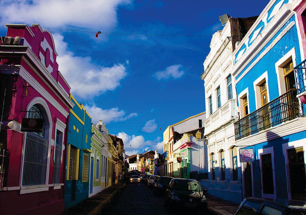 Pernambuco é um ótimo estado brasileiro para viajar sozinha