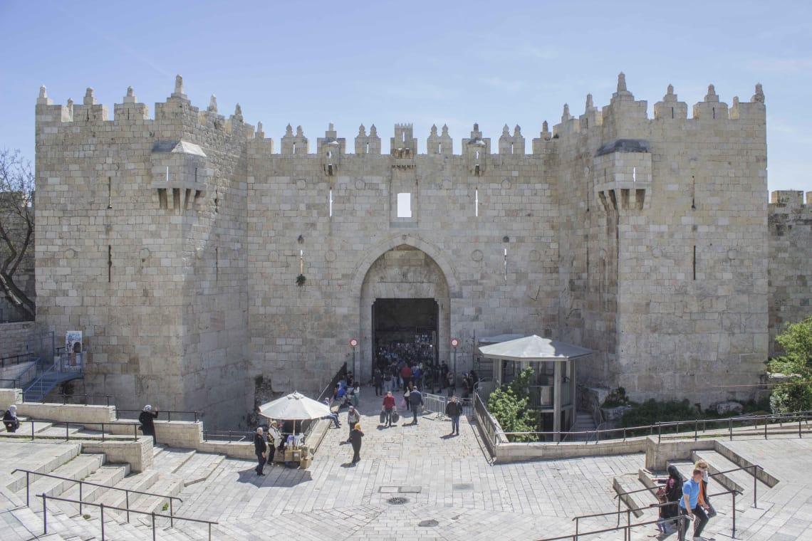 Portão de Damascus