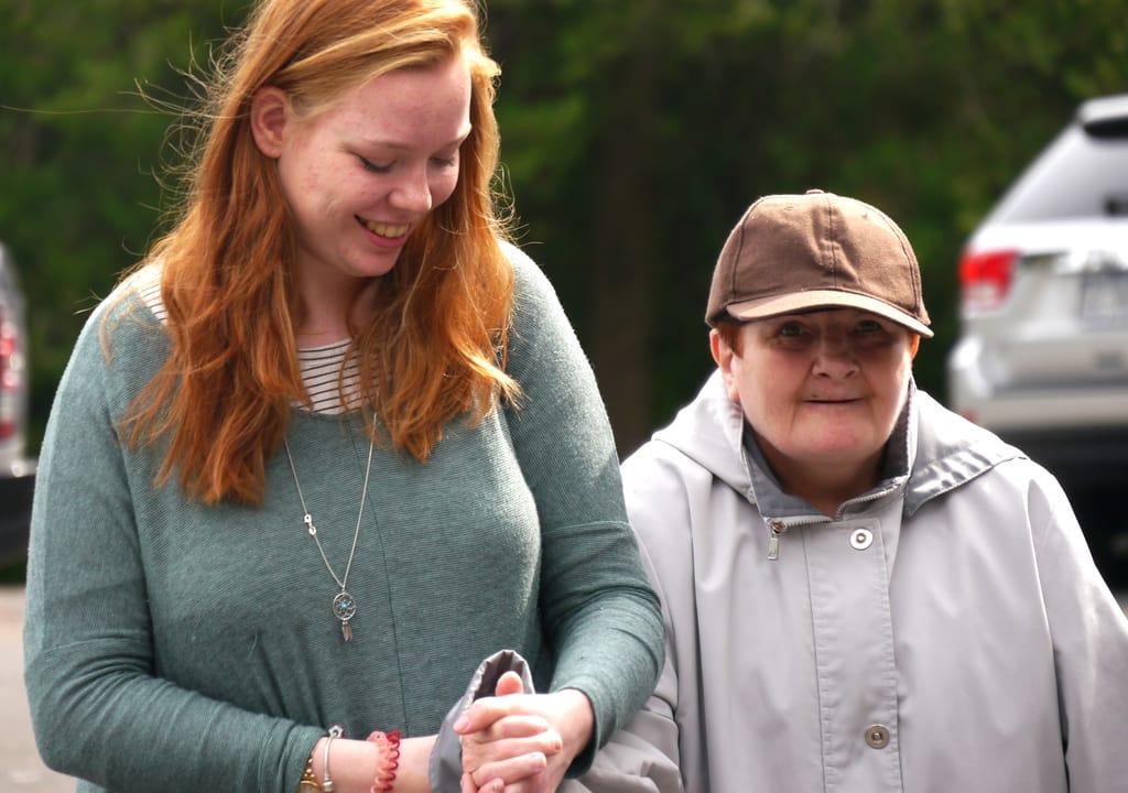 Tipos de trabalho voluntário: ajudar portadores de deficiência