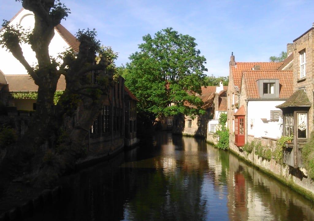 vista de Bruges