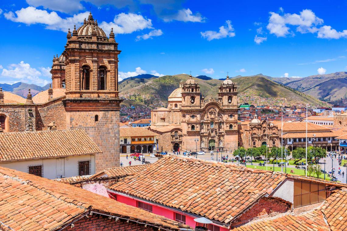 A cidade de Cusco não pode ficar fora da lista de destinos baratos na América do Sul