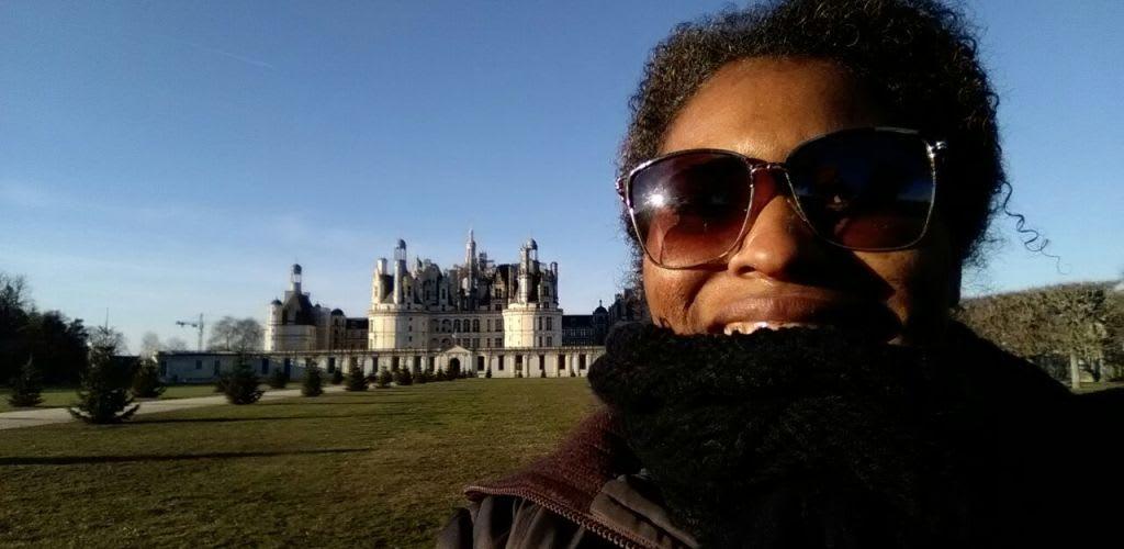 Viviane Oliveira na França