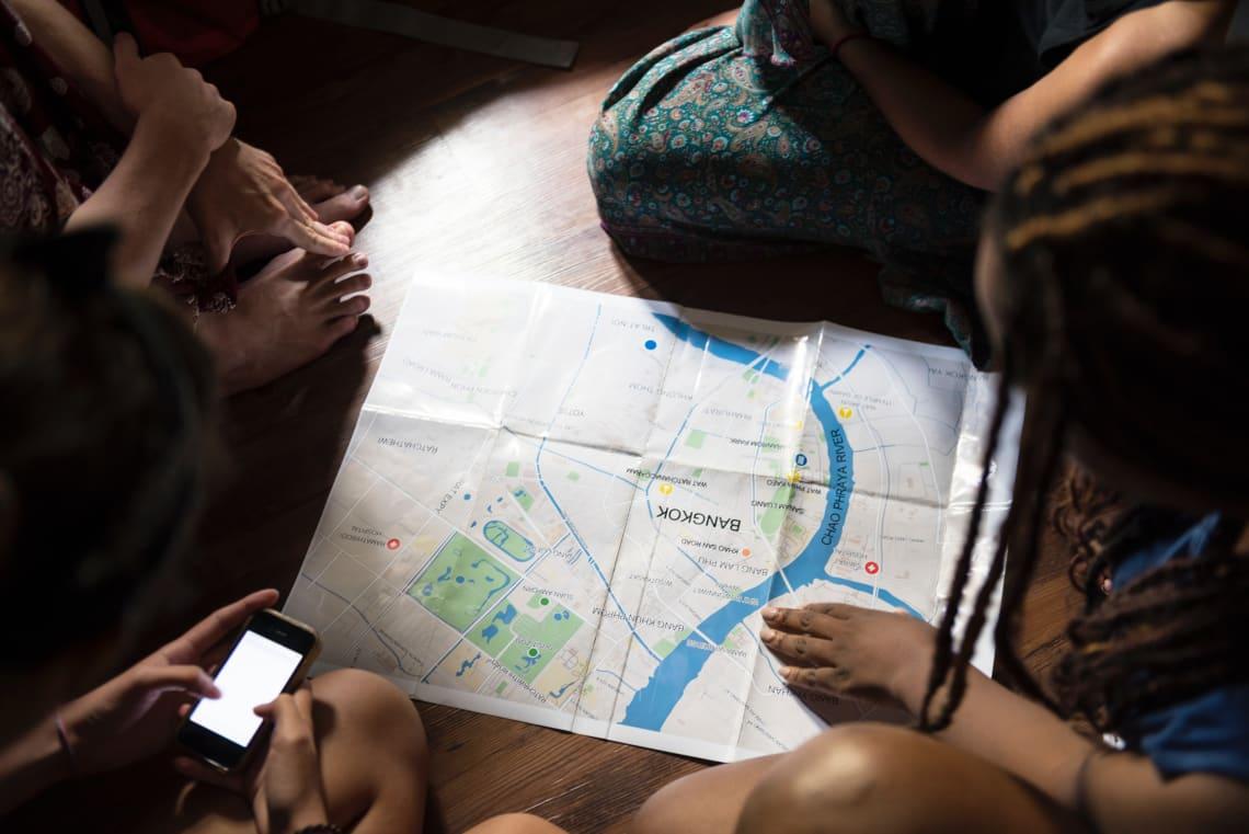 Consejos de cómo planear tu viaje con Worldpackers