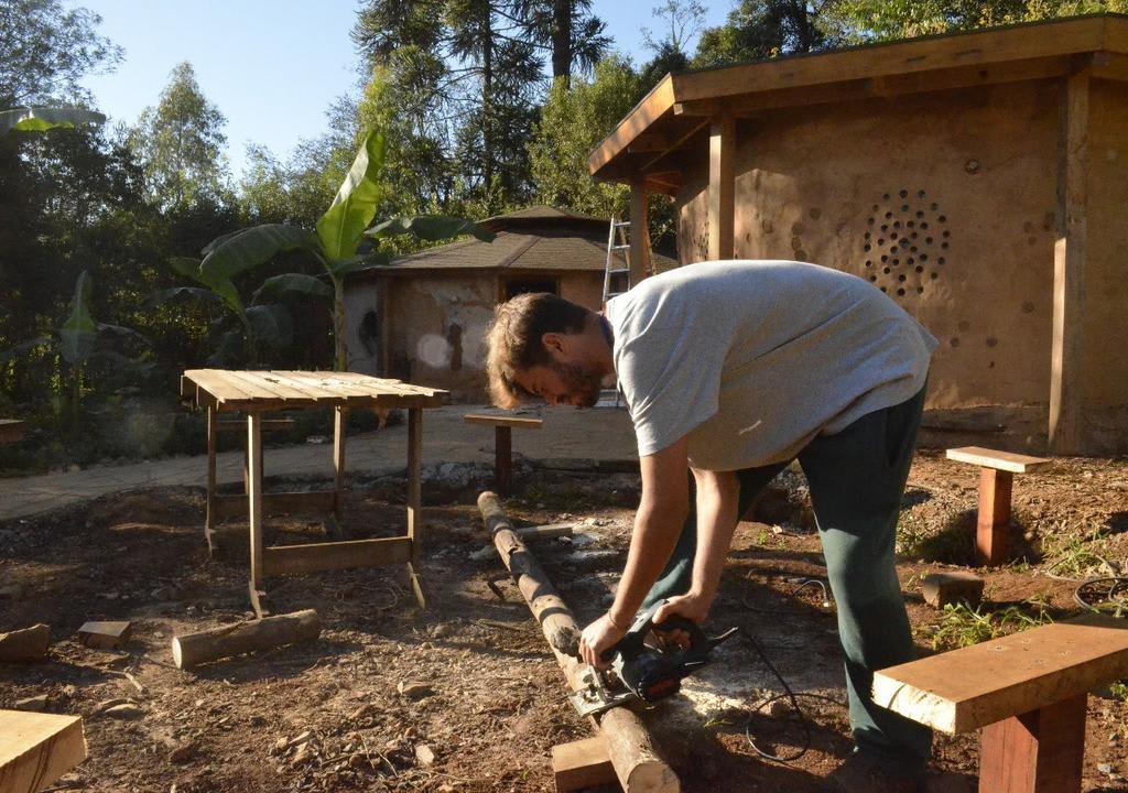 Opção de trabalho voluntário na América do Sul: Brasil