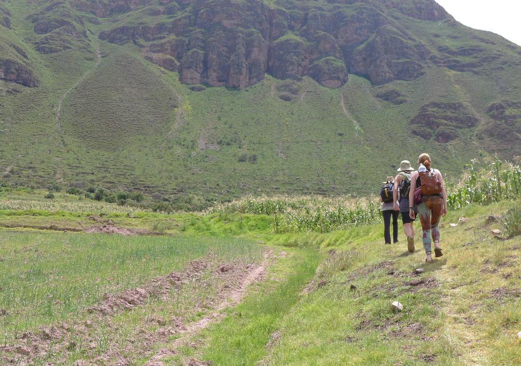 Outra opção de trabalho voluntário na América do Sul no Peru