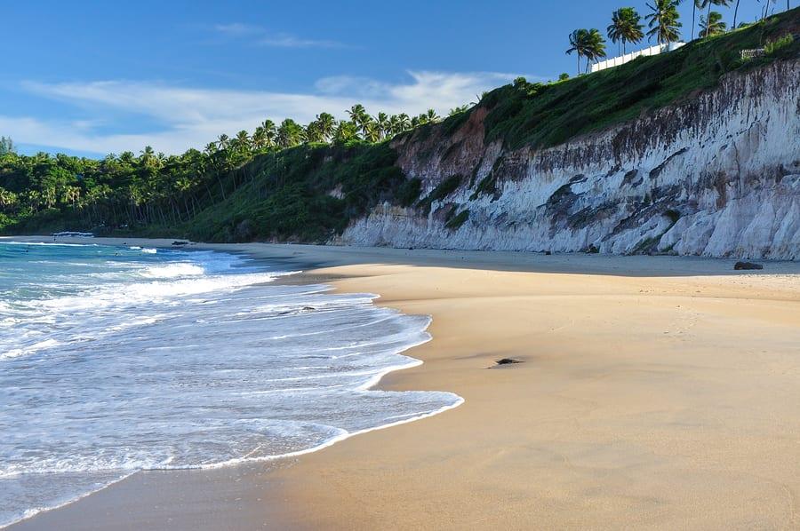 Praia de Pipa, Rio Grande do Norte, Brasil.