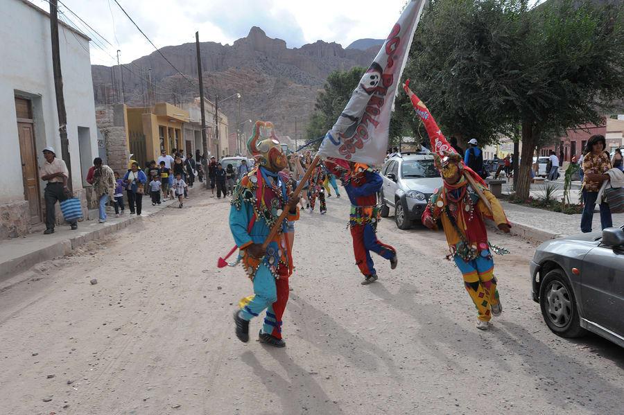 Carnaval em Tilcara