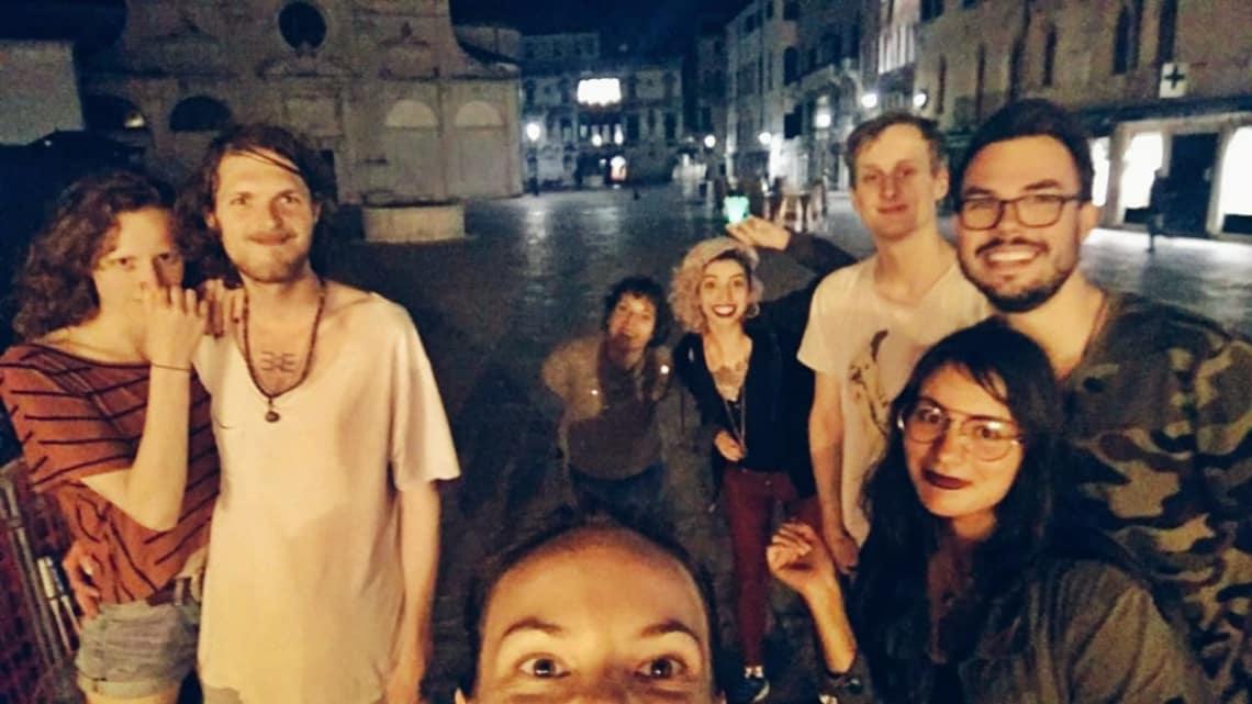Mi renovadora experiencia de work exchange en Venecia, Italia - Worldpackers - viajeros en Venecia