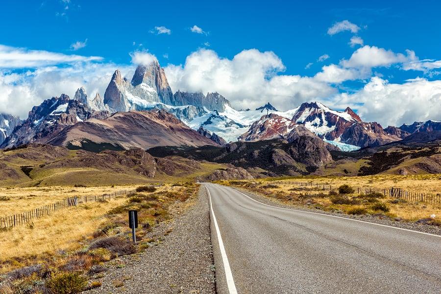 Fitz Roy,El Chaltén, Argentina.