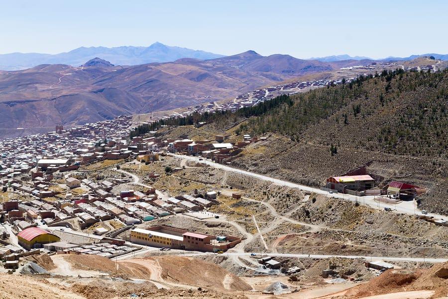 Cidade histórica de Potosí, Bolívia