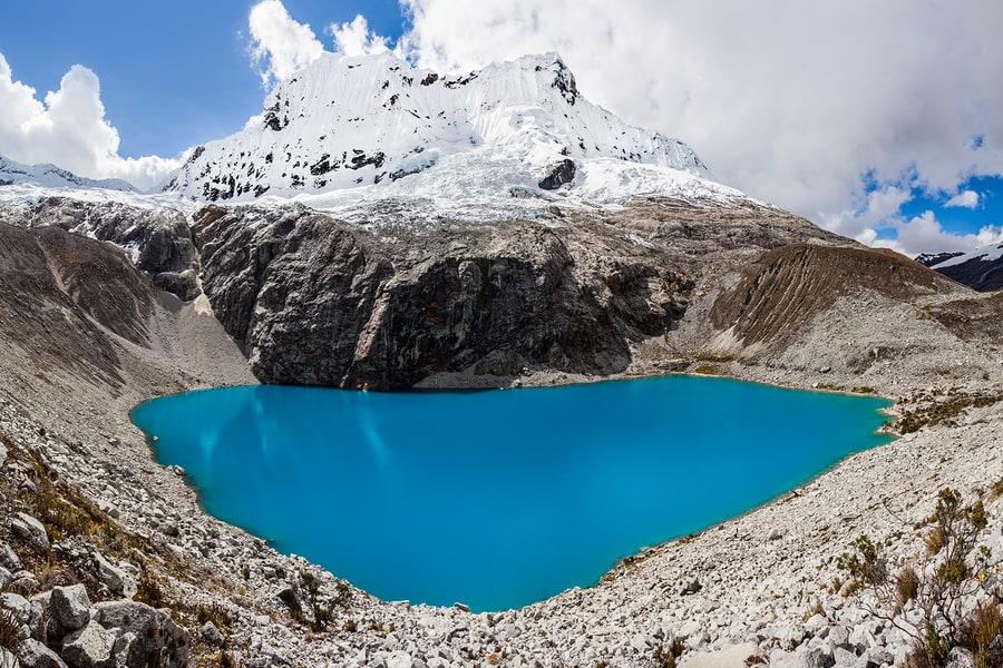 Parque Nacional Huascaran, Peru